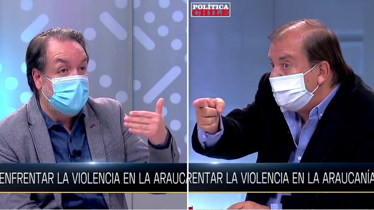 Gonzalo Müller y Francisco Vidal   Conflicto Mapuche en la Araucanía