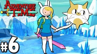 Adventure Time: Finn & Jake's Epic Quest - Fionna and Cake Episode 6 Gameplay Walkthrough PC Steam