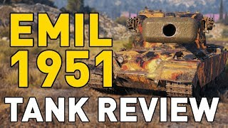 World of Tanks || Emil 1951 - Tank Review