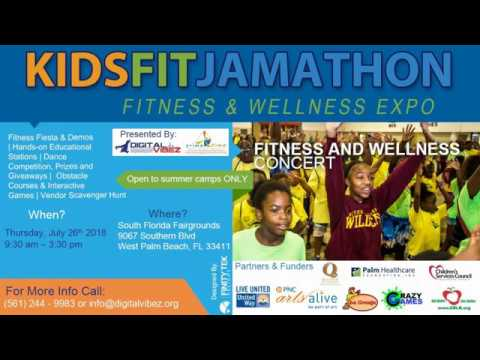 KidsFit Jamathon 2k18 Trailer