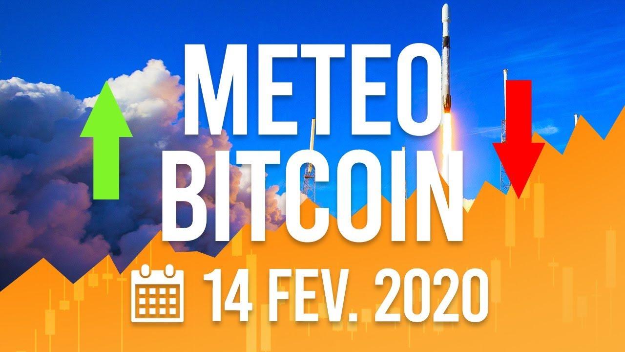 La Météo Bitcoin FR - 14/02 - Analyse Crypto Fanta 1