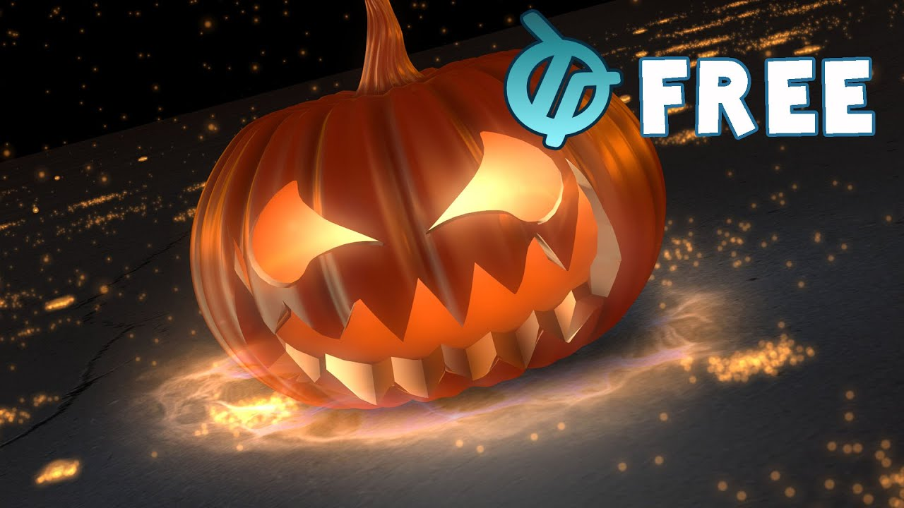 free halloween intro sony vegas video background youtube - Halloween Background Video