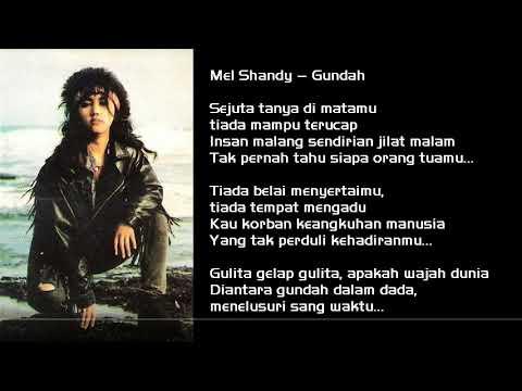 Mel Shandy - Gundah