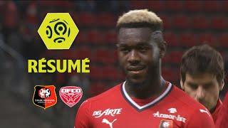 Stade Rennais FC - Dijon FCO (2-2)  - Résumé - (SRFC - DFCO) / 2017-18