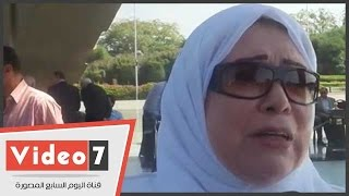 ياسمين الخيام تزور النصب التذكارى: نصر أكتوبر يوم العزة والكرامة