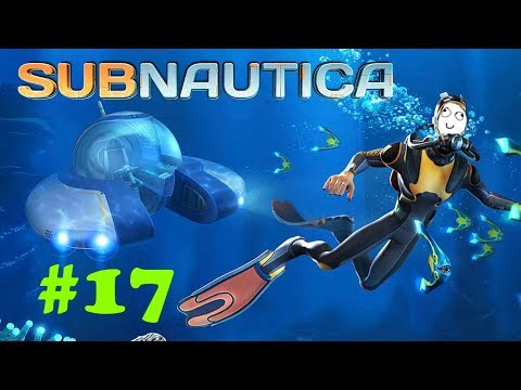 Subnautica #17 - Lava Lake? And the Hard to find Thermal Plant