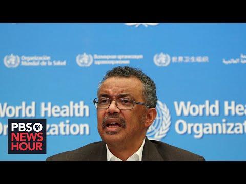 News Wrap: WHO declares novel coronavirus a global health emergency