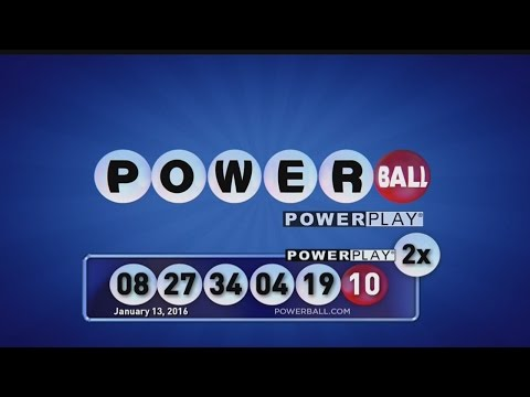 Winning Numbers Drawn In $1.5 Billion Powerball Jackpot
