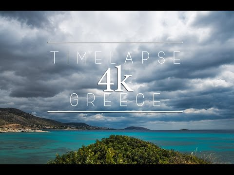 GREECE | Timelapse 4k