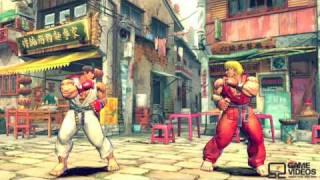 Ken's Street Fighter 4 SHORYUKEN (Dragon Punch)