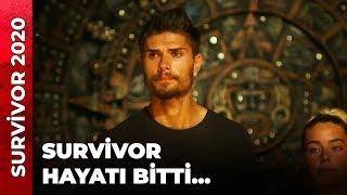 SURVİVOR'A VEDA EDEN YARIŞMACI!   Survivor Ünlüler Gönüllüler