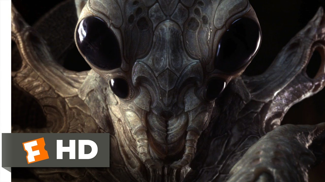 Download Ender's Game (10/10) Movie CLIP - The Hive Queen (2013) HD