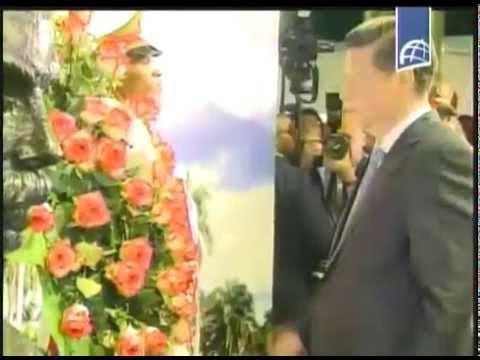 Xi Jinping Presidente de China Rinde Homenaje a José Martí en La Habana, #Cuba