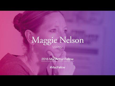 Writer Maggie Nelson | 2016 MacArthur Fellow