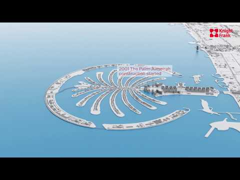 Dubai Evolution from 1960 to 2021 Time-lapse Mp3