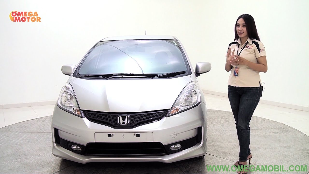 MOBIL BEKAS HONDA ALL NEW JAZZ RS 1.5 AT-SILVER- 2011 ...
