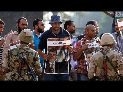 Muslim Brotherhood arrests mark the start of new era in Egypt