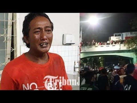 Sahluki Ungkap Detik detik Putrinya 9 Tahun Tewas Tersambar Kereta saat Tonton Surabaya Membara Mp3