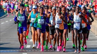 New York City Marathon 2019- Full Race