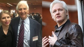Daniel Ellsberg on Julian Assange's Espionage Charges