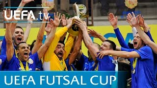 UEFA Futsal Cup final highlights: Ugra 4-3 Inter