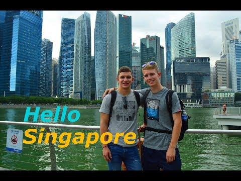 Goodbye Dubai - Hello Singapore | Australia #03