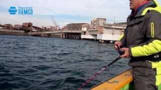 船釣り入門 シーバスジギング実釣編