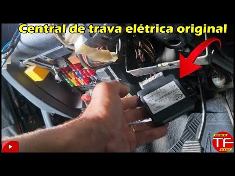 e45e251f354 Localização da centralina de trava elétrica original do Fiat Palio e Siena