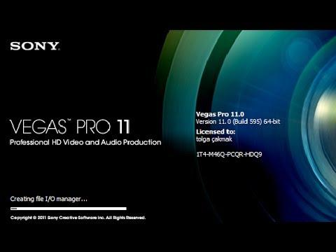 sony vegas pro full 64 bit