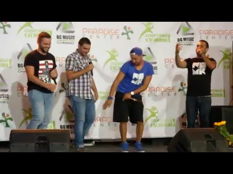 Download RDMK - ZAPALI - LIVE@Paradise Center