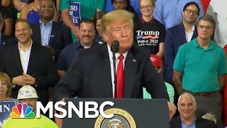 Disapproval Of President Donald Trump Hits New High   Hardball   MSNBC
