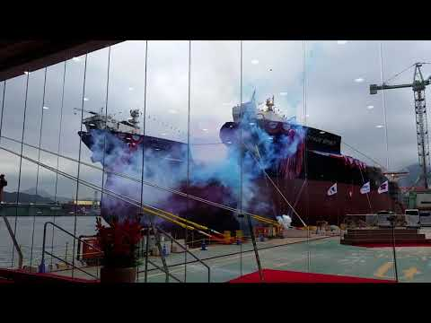 The Heritage Class Shuttle Tankers Naming Ceremony | Teekay