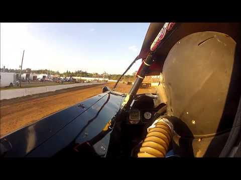 5w Waylon Wagner 6-2-17 Bedford Speedway AMS part 1