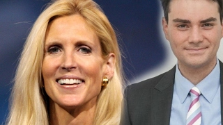 Ben Shapiro and Ann Coulter DESTROY EVERYONE!!!