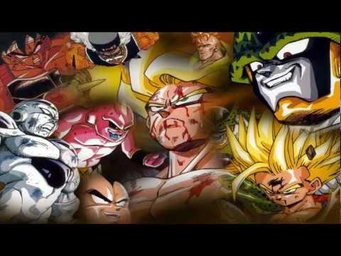 Pack de Efectos de sonido Dragon Ball Z