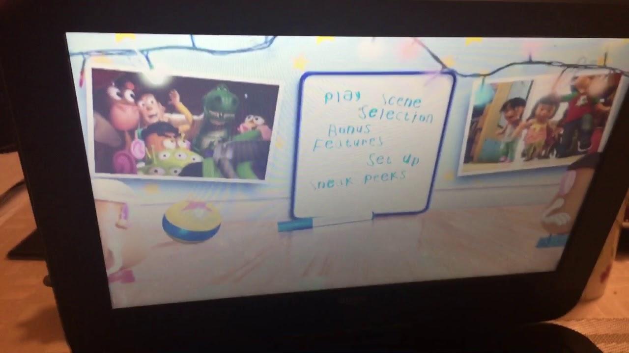Sneak Peeks From Toy Story 3 2010 UK DVD