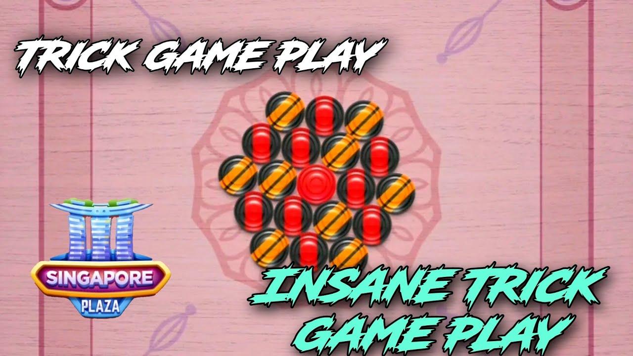 Carrom pool / Trick game play / Insane Game Play /Carrom Pool Nazim / Gaming Nazim ?