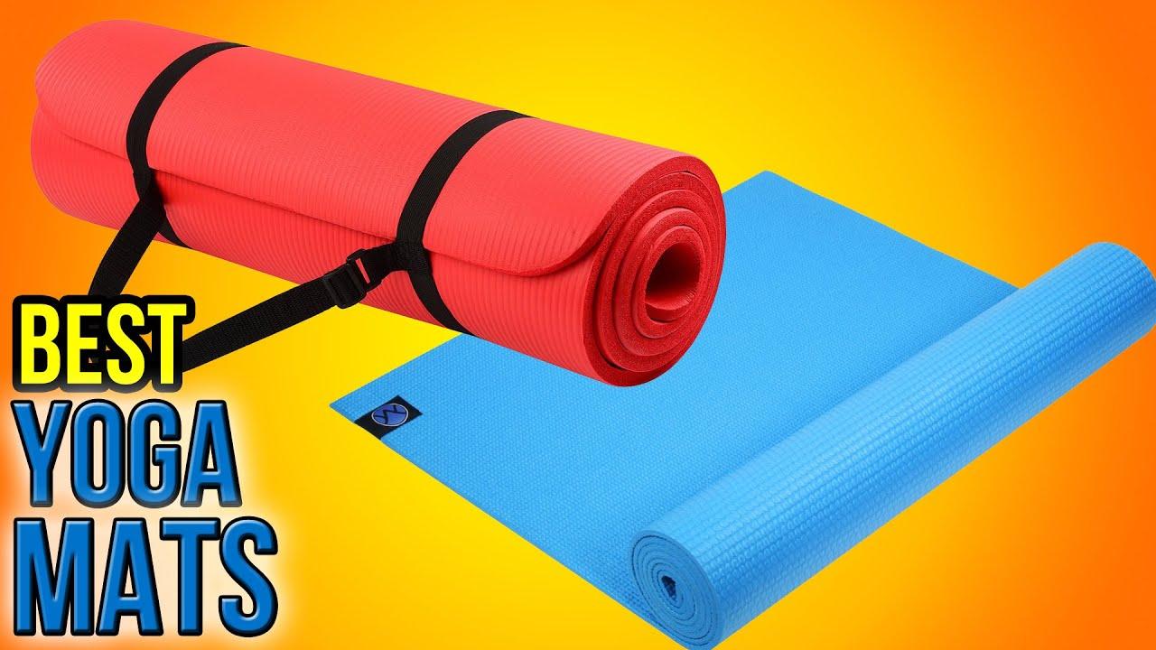 10 Best Yoga Mats 2016