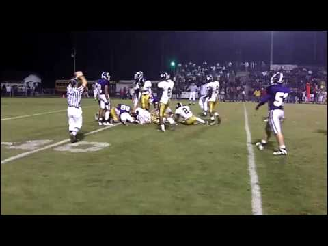 Swainsboro At Fitzgerald (Mostly Fitzgerald Highlights)