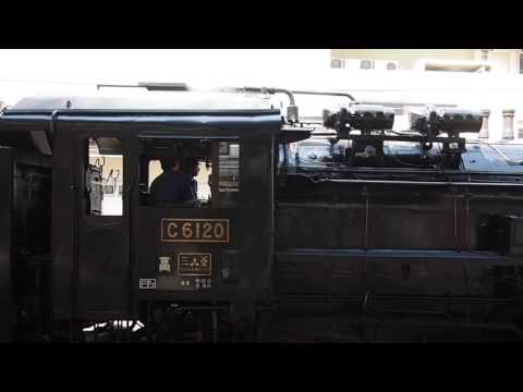 Takasaki steam train
