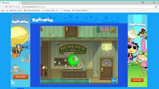 Poptropica: Ghost Story