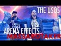 Download WWE THE USOS 2017 ARENA EFFECTS THEME SONG MP3 song and Music Video