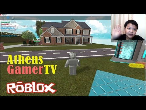 Roblox Hello Neighber AthensGamerTV by Athens Thanakrit
