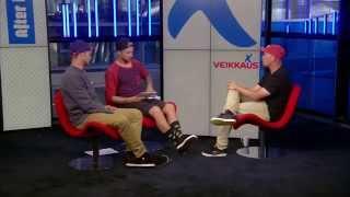 After Dark: vapaalaskija Jan-Erik Blomberg vastaa Veikkauksen X-kysymykseen