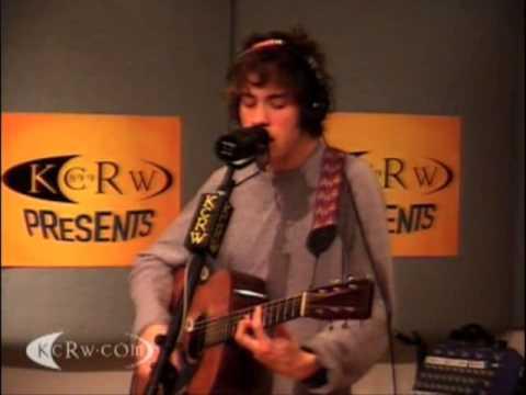 MGMT - Siberian Breaks - Live on KCRW 2010 (Better Audio)