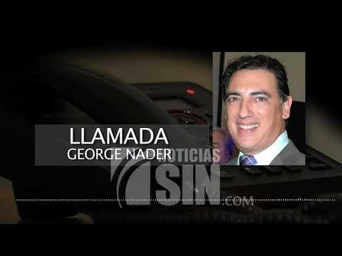 George Nader conversó en exclusiva con El Informe sobre las acusaciones de Baily