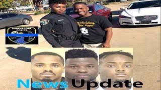 Boyfriend Of Louisiana Cop Along With Two Accomplices Arrested For Her Murder. UPDATE.