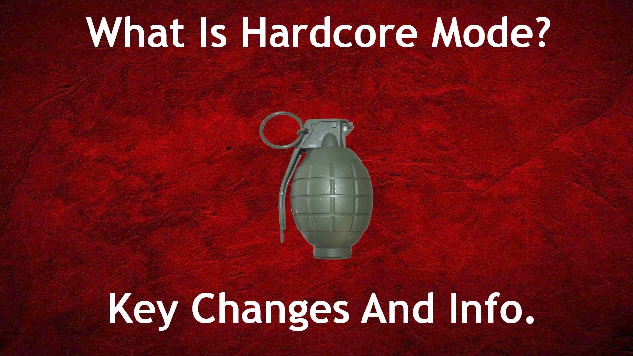 What is hardcore 45