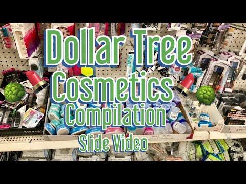 Dollar Tree Cosmetics Compilation Slide Video