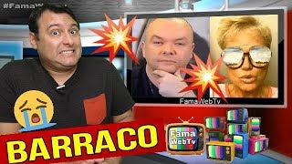 🔥BARRACO Xuxa ATACA Felipe Campos após ele CRITICAR Sasha e Bruna Marquezine